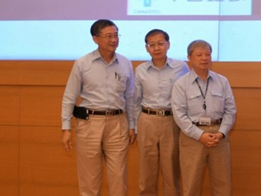 中鋼宣布高層人士案 執行副總王錫欽將接任總經理
