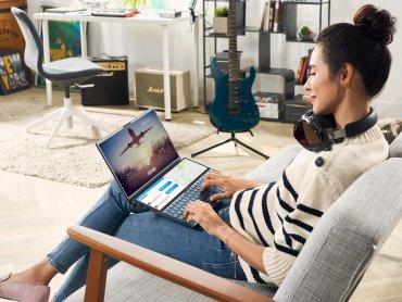 ASUS ZenBook Duo雙螢上市
