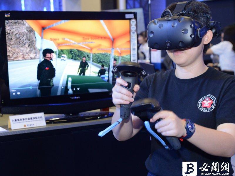 2019年「台灣創新技術博覽會-未來科技館」 大秀台灣創新技術。(資料照)