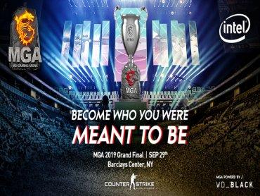 MSI微星再度擕手ESL MGA 2019全球冠軍總決賽28日登場