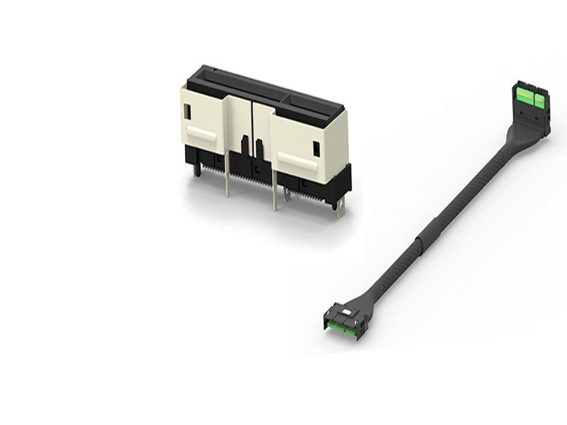 TE推出全新Sliver電纜插座和電纜線組 兼顧訊號和功率的解決方案。(廠商提供)