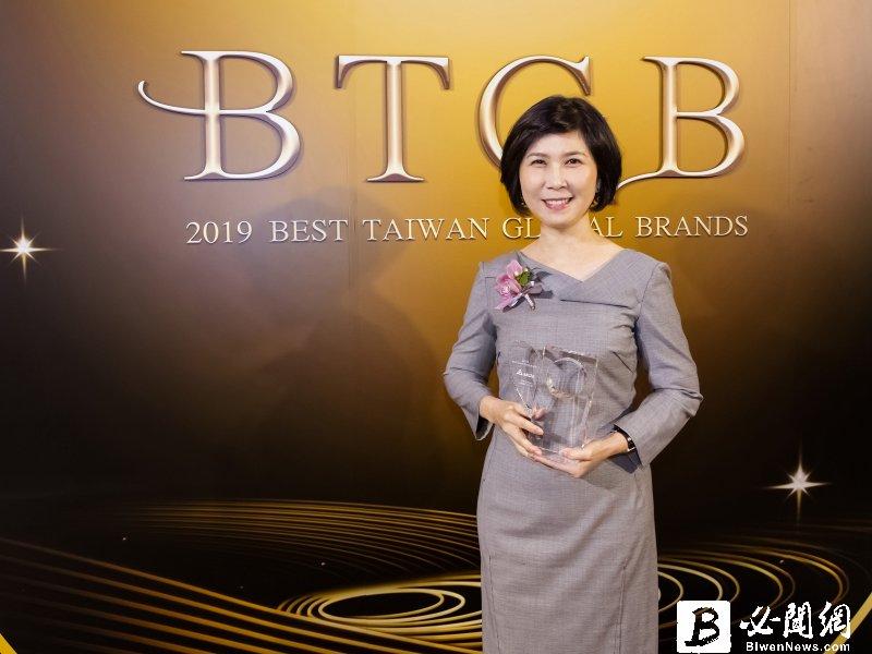 台達連續九年入選台灣20大國際品牌。(資料照)
