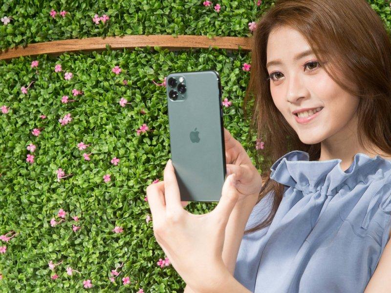 亞太電信推「手機專案價」 iPhone11攜碼最高折4400元。(廠商提供)