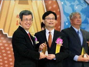日盛證券再次獲得國家品牌玉山獎