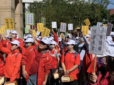 華映工會赴大同抗議 大同回應:代為處理有適法性疑慮