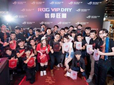 華碩電競筆電市佔第一 搶搭亞洲最大電競盛事「WirForce」 打造「ROG未來實驗室」