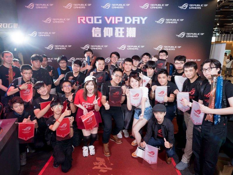 華碩電競筆電市佔第一 搶搭亞洲最大電競盛事「WirForce」 打造「ROG未來實驗室」。(廠商提供)