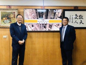 崇友推動電梯智能化 自有品牌「堅尼西斯」打造第一台真正的物聯網電梯