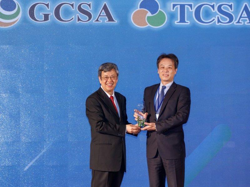 台達榮獲《2019台灣企業永續獎及全球企業永續獎》九項大獎。(廠商提供)