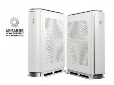 MSI微星科技奪得第28屆台灣精品銀質獎