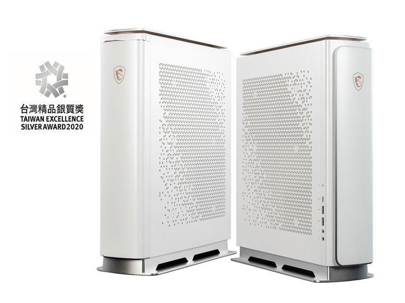 MSI微星科技奪得第28屆台灣精品銀質獎。(廠商提供)