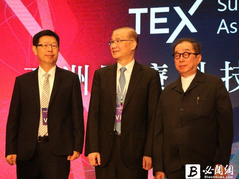 鴻海董事長劉揚偉(左)。(資料照)