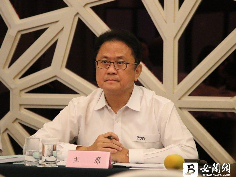 玉晶光董事長陳天慶。(資料照)