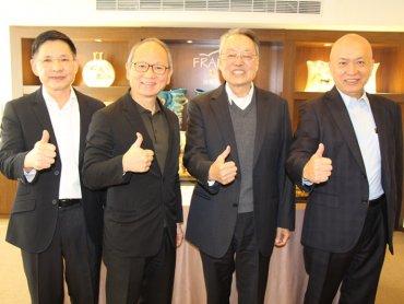 宏碁創辦人施振榮出任國內首家文化科技種子基金「科文双融」董事長