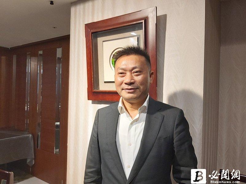 淘帝總經理周志鴻。(資料照)
