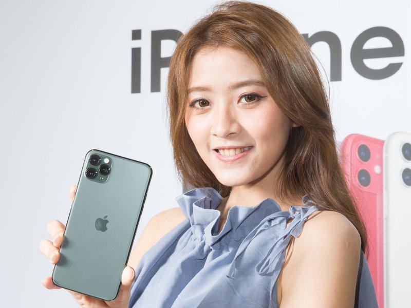 亞太電信讓你和雷禮物說掰掰 iPhone 11只要1元。(廠商提供)