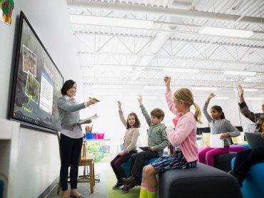ViewSonic與中華電信攜手為台南市1221間傳統教室升級至創新教育環境