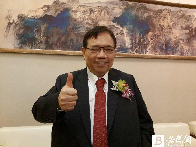 康舒總經理高青山。(資料照)