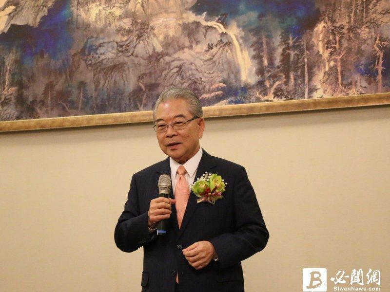 新金寶集團董事長許勝雄。(資料照)