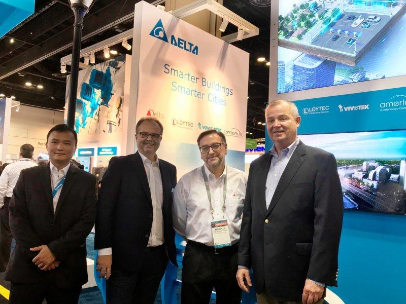 台達樓宇自動化解決方案參展美國空調暖通製冷展AHR 2020 打造智慧建築與智慧城市。(廠商提供)