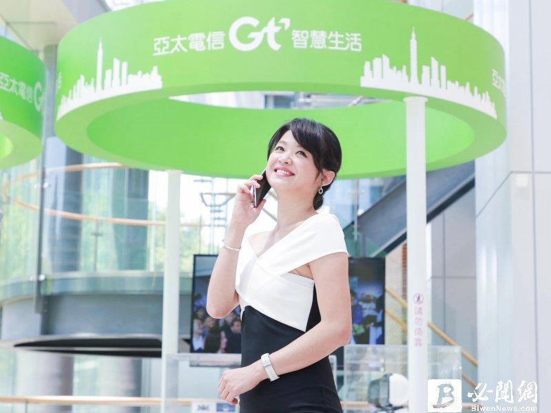 5G第二階段位置競標 亞太電信取得28GHz頻段28.9-29.3GHz。(資料照)