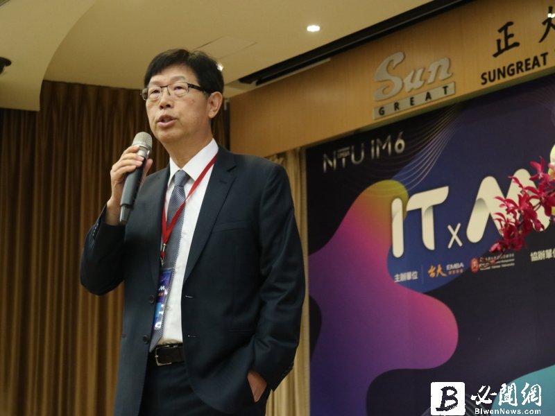 鴻海劉揚偉:與裕隆合作明年推油電車產品 2年後推電動車。(資料照)