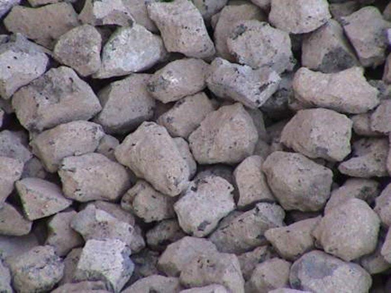 中鋼:轉爐石為可循環利用資源材料 具顯著減碳效益。(中聯資源提供)
