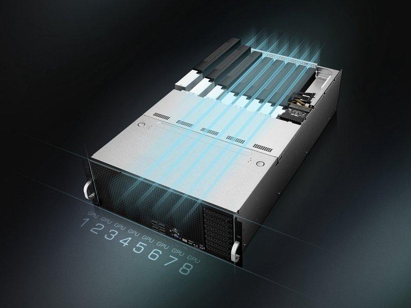 華碩1P/2P伺服器創578項SPEC標準評測世界紀錄。(廠商提供)