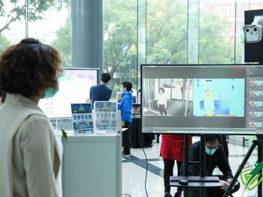 亞太電信物聯網 智慧安防、智慧溫感偵測系統、智慧城市創新應用齊發