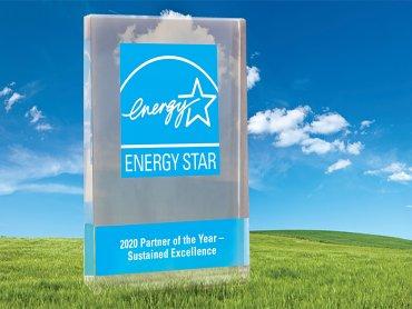 台達連續3年榮獲美國能源之星傑出永續獎 連續5年獲頒能源之星年度夥伴