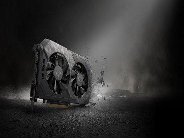華碩GeForce ® GTX 1650 GDDR6系列顯示卡全面升級 疾速登場