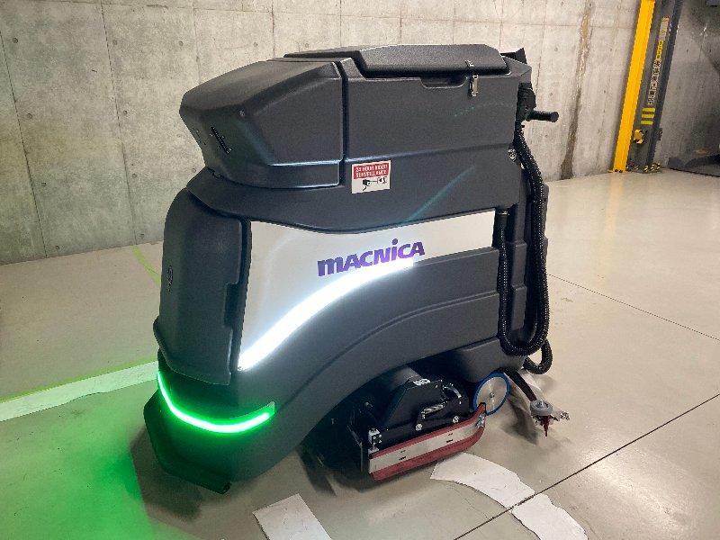 茂綸引進Macnica最新智能型掃地機器人Avidbots Neo 搶攻防疫商機。(廠商提供)