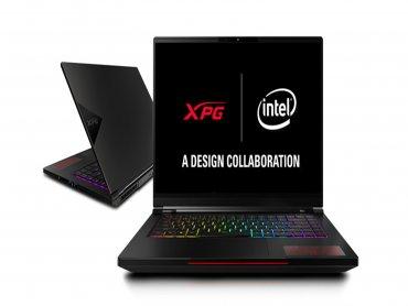 威剛攜手英特爾推XPG首款電競筆電 將於台灣、北美、墨西哥正式開賣