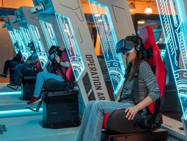 HTC VIVELAND XR超體感樂園襲捲南台灣 打造好萊塢等級極致冒險體驗