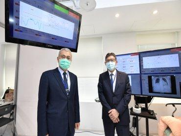 工研院以科技力助北醫打造「零接觸式防疫科技平台」 成最佳防疫照護利器