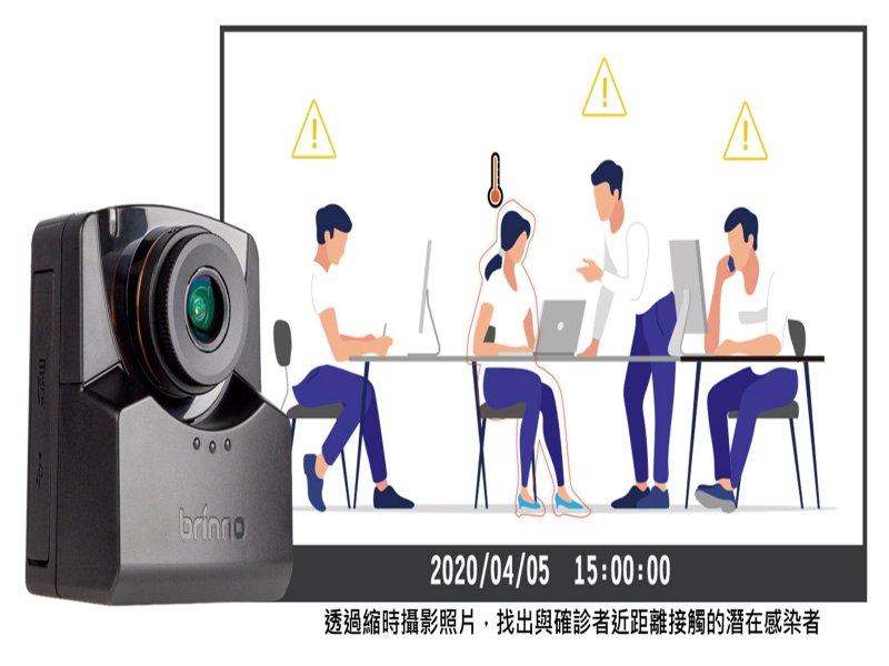邑錡攜手群光 發表「防疫縮時中」縮時攝影套組。(廠商提供)