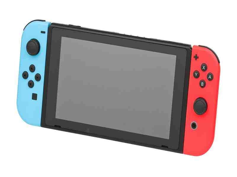 Switch遊戲機賣到缺貨 富邦證券:從居家避疫 帶來的科技新商機。(資料照)