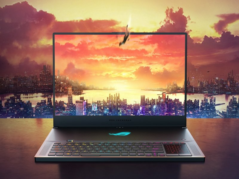 華碩電競筆電稱霸2019年全台銷售冠軍 Q1 ROG電競筆電今年Q1出貨年增逾四成。(華碩提供)