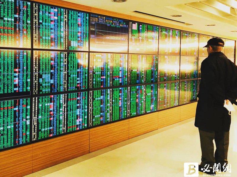 證交所:上周外資賣超鴻海最多 買超聯發科最多。(資料照)