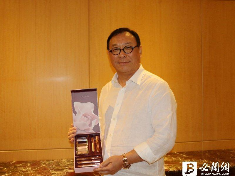 太和-KY助中國電商化妝品品牌推出小奧汀3D造型腮紅 持續擴大市場佔有率。(資料照)