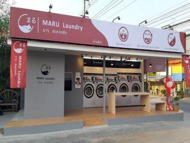 上洋自助洗衣續推新南向發展 泰國市場不畏疫情傳捷報
