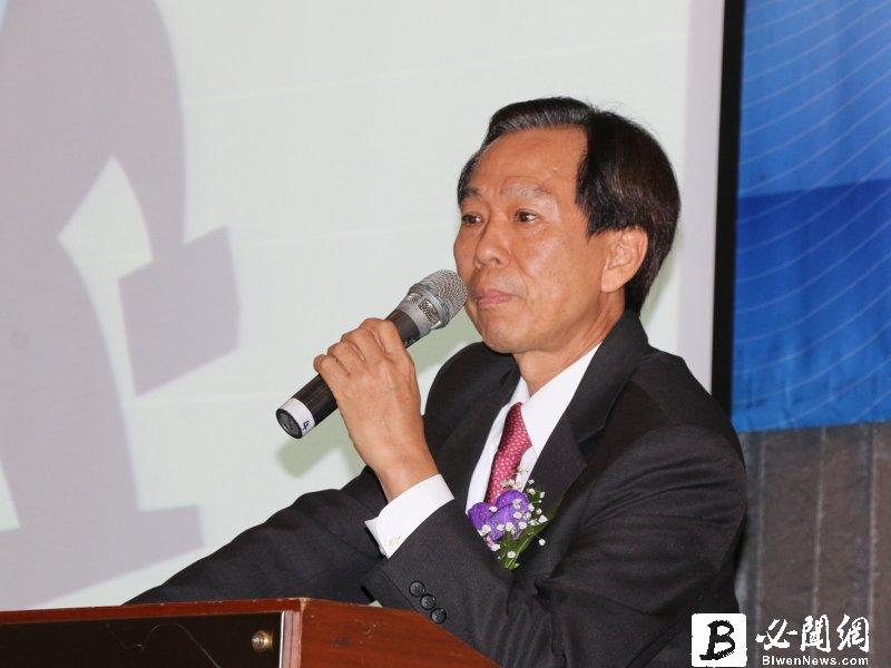 新普董事長宋福祥樂觀看第2季營運 第3季尚待觀察。(資料照)