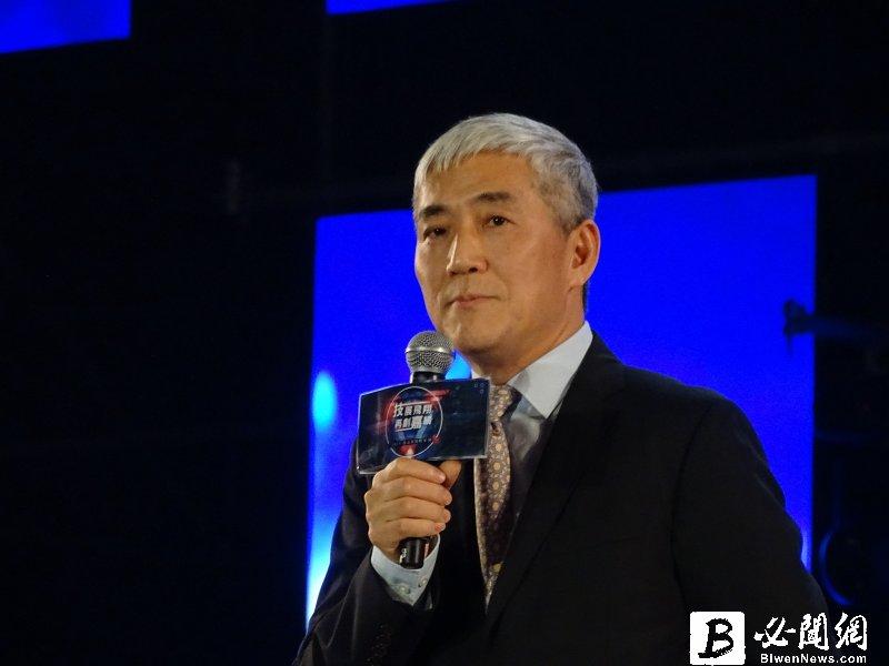 技嘉葉培城:看好第3季 全年營運仍要成長。(資料照)