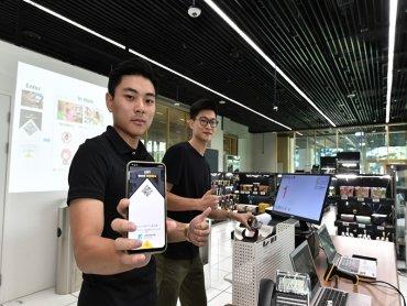 工研院攜手「全家」打造「易取智慧商店」強化臺灣零售產業韌性