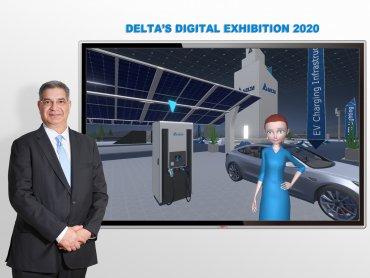 台達數位線上展覽 提供EMEA客戶體驗最新解決方案互動體驗