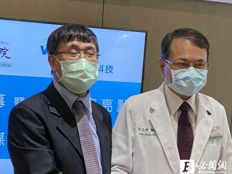 緯創醫學智慧醫療成功導入門診臨床 恩主公醫院門診大樓盛大啟用。(資料照)