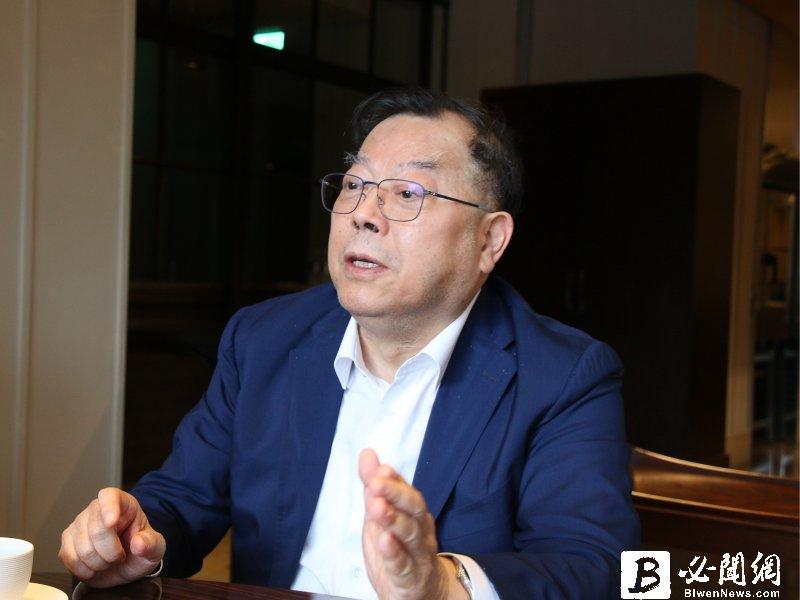 黃崇仁:台灣半導體的未來已進入一個新世代 真正顯示台灣的價值。(資料照)