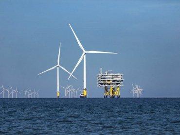 離岸風電國產化再邁進一步 東元電機統包彰芳暨西島風場陸域工程開工 可供60萬戶用電