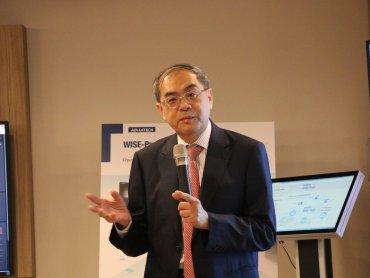 研華劉克振:有高度意願來投資同業 有信心將有兩大效益