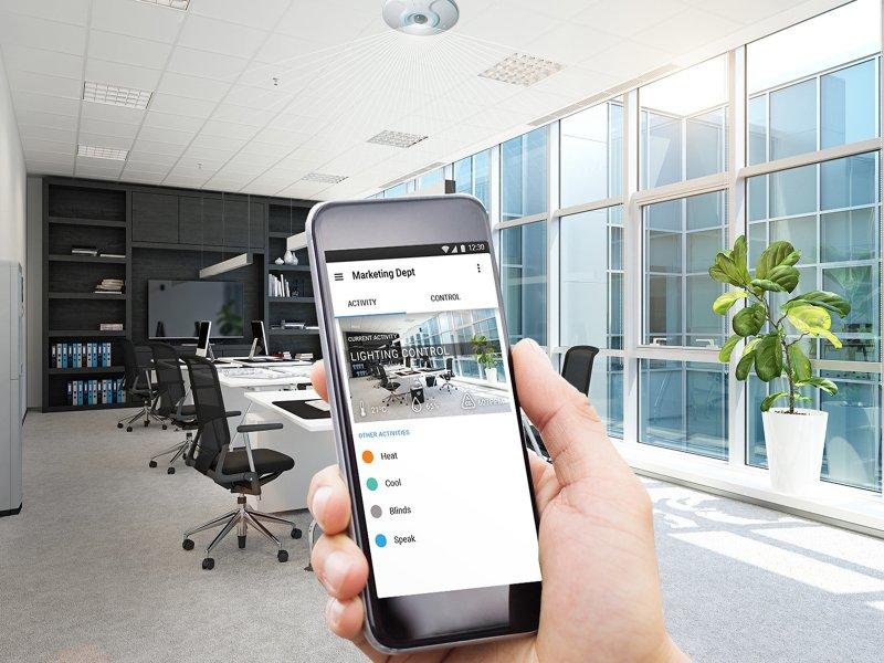 台達子公司Delta Controls獲得Frost & Sullivan2020全球樓宇自動化系統年度企業。(台達提供)